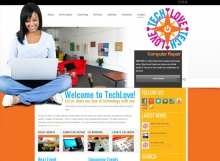 Cyber Cafe Website Design