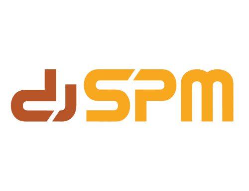 Deejay SPM Logo Design