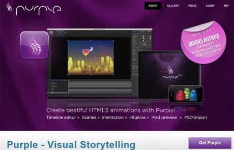 Top HTML 5 Tools to Create Animation
