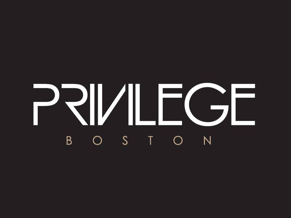 Privilege Boston Logo Design