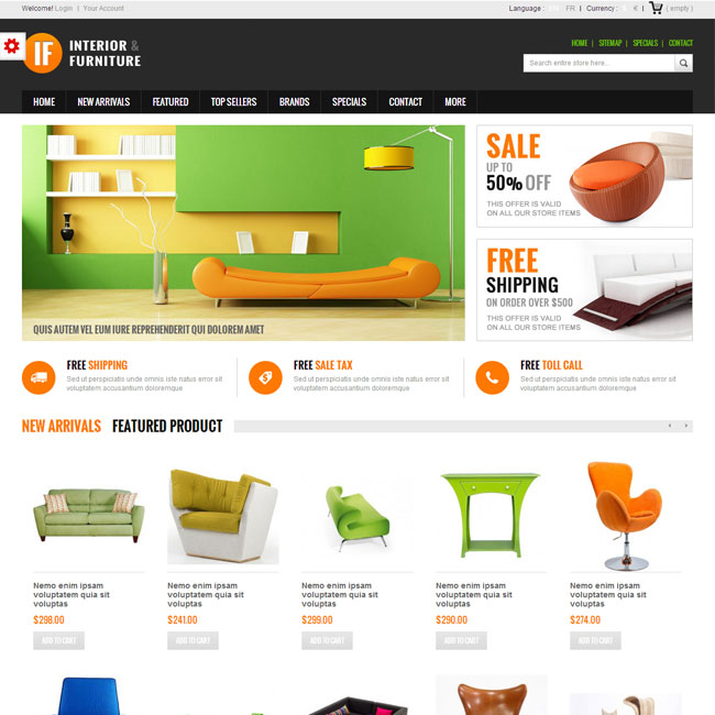 PrestaShop Development & eCommerce CMS