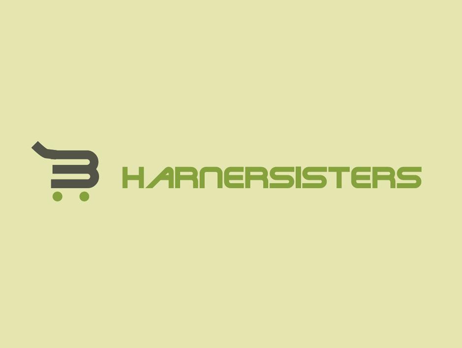 Harner Sisters Logo Design Albuquerque