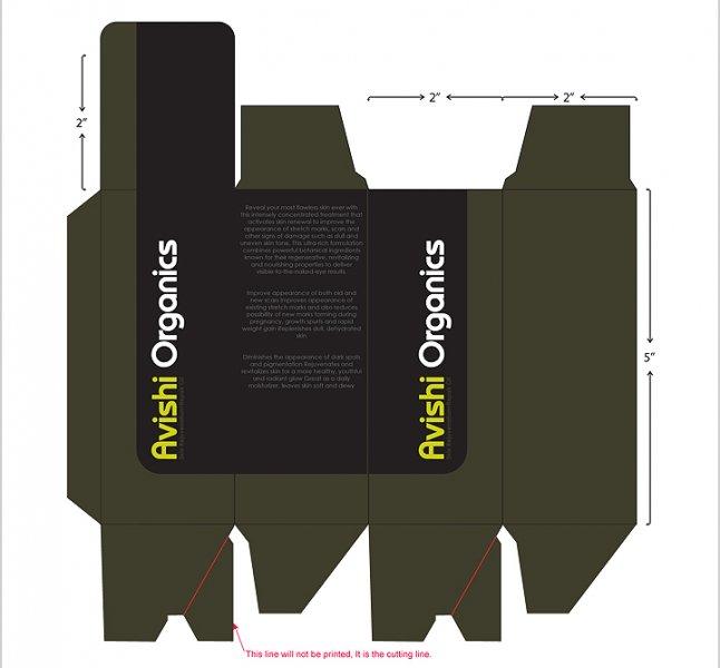 avishi - Packaging Design Albuquerque