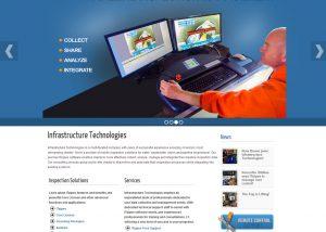 Software Industry Website Design