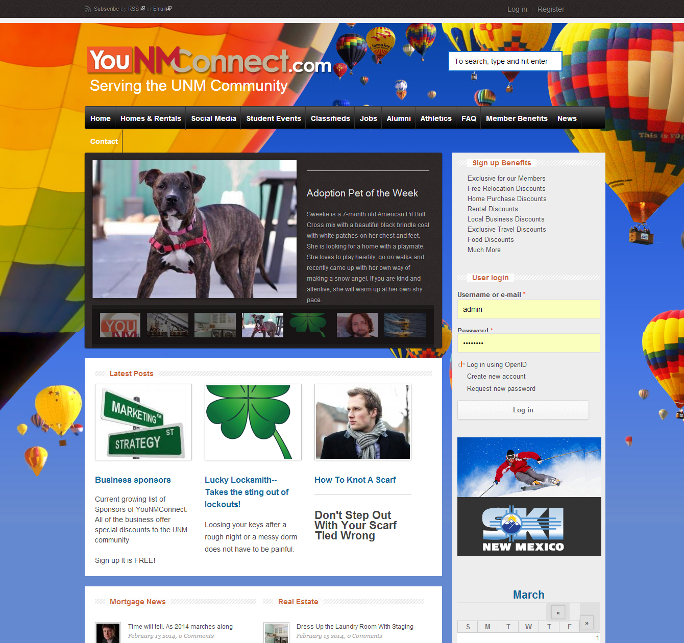 Drupal Web Design & Development in Albuquerque