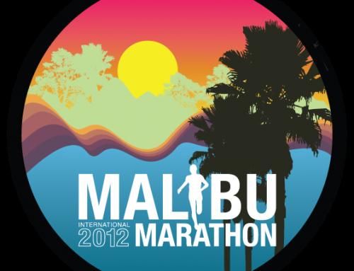 Malibu Marathon Branding Design