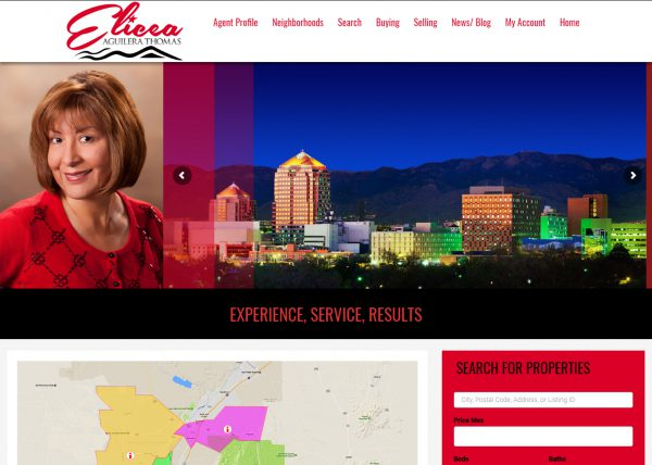BEST ABQ HOME | Real Estate Website