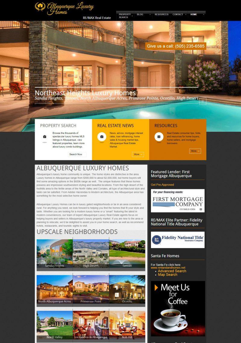 Albuquerque Luxury Homes Real Estate