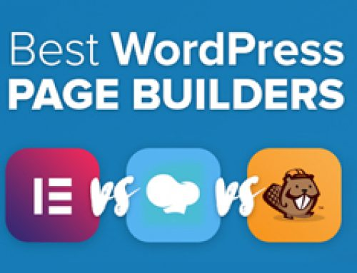The 4 Best WordPress Page Builders 2020